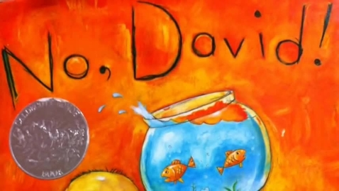 Thumbnail for entry No, David by David Shannon