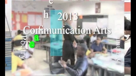 Thumbnail for entry SLPS Communication Arts Teacher of the Year, Jenna Silver