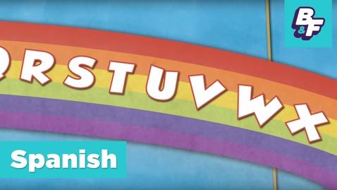 Thumbnail for entry Learn the Spanish alphabet and vowels with BASHO & FRIENDS! - [Live Version]
