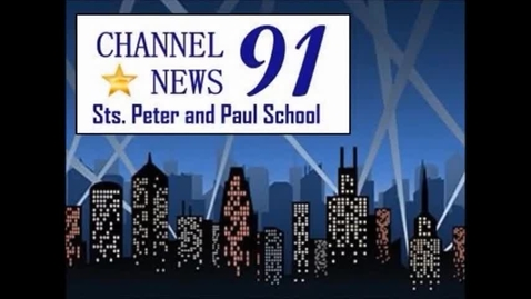 Thumbnail for entry 09/17/2013 - Channel 91 News - Sts. Peter and Paul School
