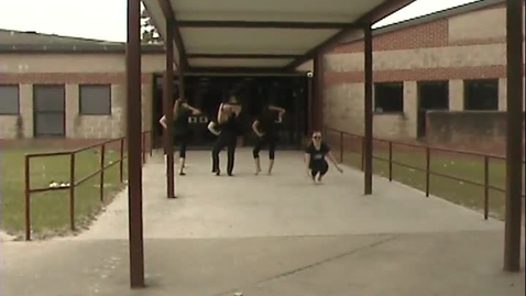 Thumbnail for entry Site-Specific Dances 2nd period 7th grade 5-13-15 group MO AH LB SC