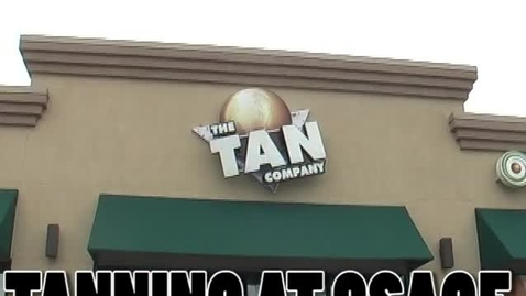 Thumbnail for entry Tanning at Osage