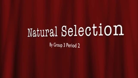Thumbnail for entry NS Period 2 Group 3