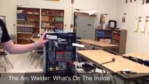 Thumbnail for entry What is an Arc Welder