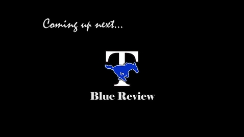 Thumbnail for entry Blue Review January 31, 2014 PLUS Miller Career Center