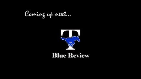 Thumbnail for entry Blue Review January 31, 2014 PLUS Miller Career Center