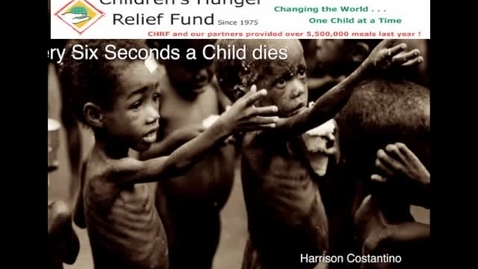 Thumbnail for entry Poetry In Motion - Children's Hunger Relief Fund