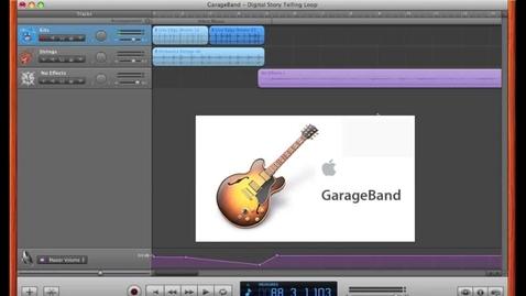 Thumbnail for entry Garageband Intro_FNl