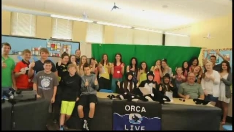 Thumbnail for entry Orca Live March 15, 2018