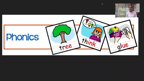 Thumbnail for entry Phonics Unit 1, Lesson 1