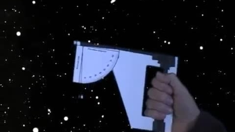 Thumbnail for entry Using an inclinometer to measure latitude