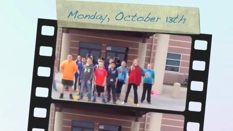 Thumbnail for entry Morning Celebration Oct. 13, 2014