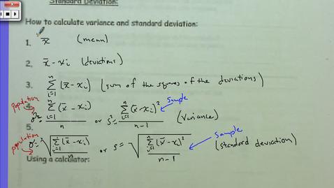 Thumbnail for entry Trigonometry 1.7 Part 1