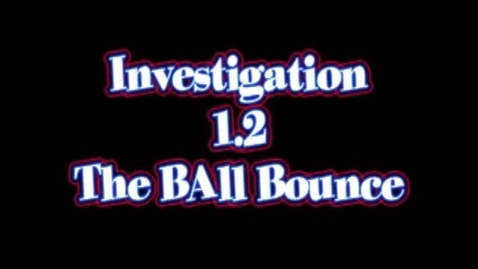 Thumbnail for entry Algebra II Investigation 1.2