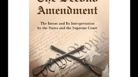 Thumbnail for entry Second Amendment