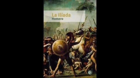 Thumbnail for entry La Ilíada   Homero   Canto 7