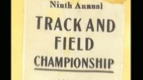 Thumbnail for entry 1961 Track Team