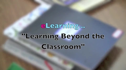 Thumbnail for entry An Elementary Teacher discusses eLearning