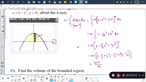 Thumbnail for entry Calc Sect. 6.2 (part 2)