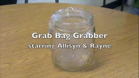 Thumbnail for entry Grab Bag Grabber