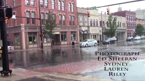 Thumbnail for entry Photograph (MV Trailer) - WSCN 2015/2016