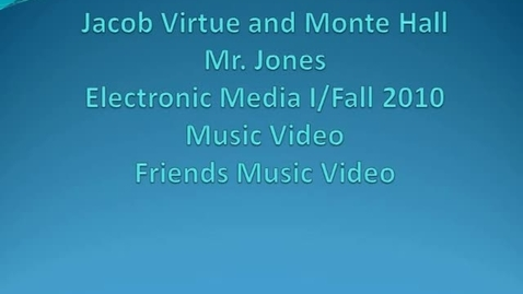 Thumbnail for entry Jacob/Monte