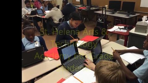 Thumbnail for entry 6th Grade Classwork