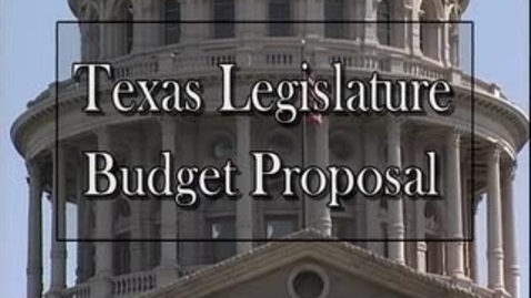 Thumbnail for entry Dr. Heath Burns Legislative Budget Update Jan. 21