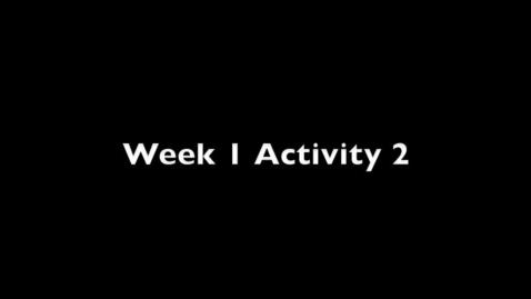 Thumbnail for entry ICS 1A Physics Week 1 Activity 2