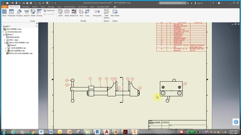 Thumbnail for entry Inventor LESSON 7E
