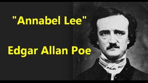 "Thumbnail for entry ""Annabel Lee"" Edgar Allan Poe poem WONDERFUL READER"