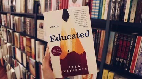 Thumbnail for entry Westover, Tara - Educated