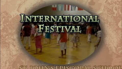 Thumbnail for entry International Festival
