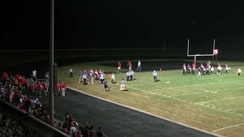 Thumbnail for entry SNHS Football vs Casey Westfield - Pink Out