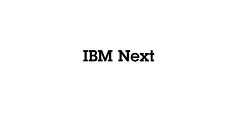 Thumbnail for entry IBM Next 5 in 5 -- 2010