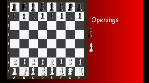 Thumbnail for entry Basic Openings Intermediate Lesson 2