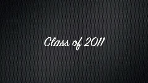 Thumbnail for entry 2011 Graduates