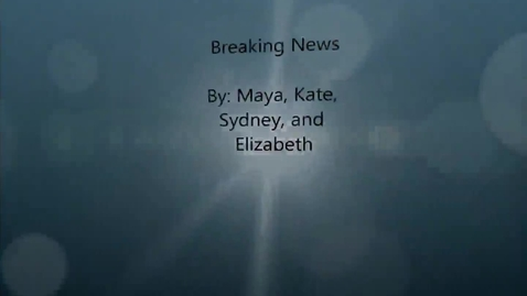 Thumbnail for entry Breaking News: Idle Warning in Effect