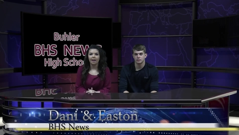Thumbnail for entry BHS News October 12th 2015