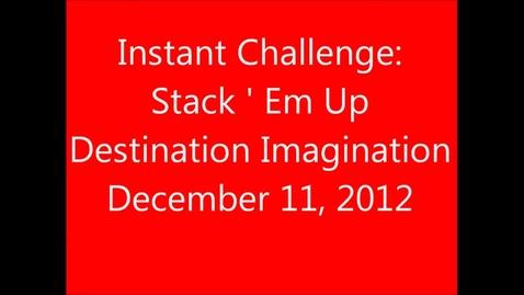 Thumbnail for entry Stack Em Up