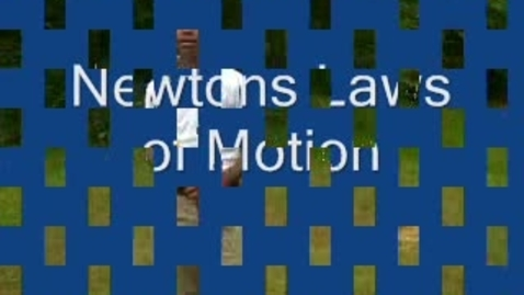 Thumbnail for entry laws of motion