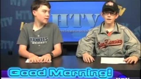 Thumbnail for entry HTV News 1.14.2011