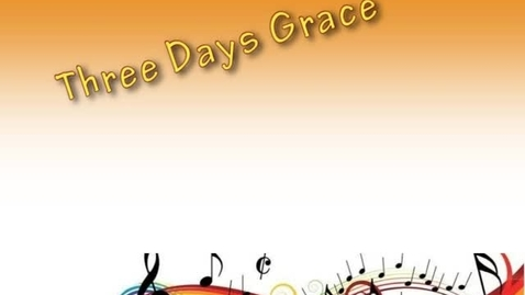 Thumbnail for entry Three Days Grace or Sick Puppies