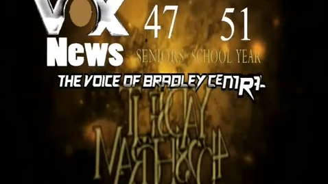 Thumbnail for entry VOX News for Tuesday, March 18, 2014