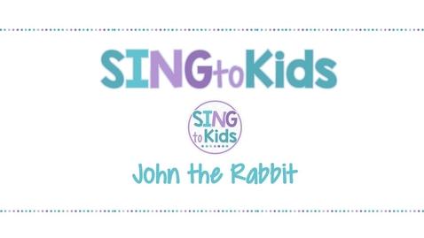 Thumbnail for entry John the Rabbit