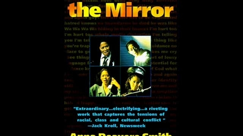 Thumbnail for entry Fires in the Mirror by Anna Deavere Smith