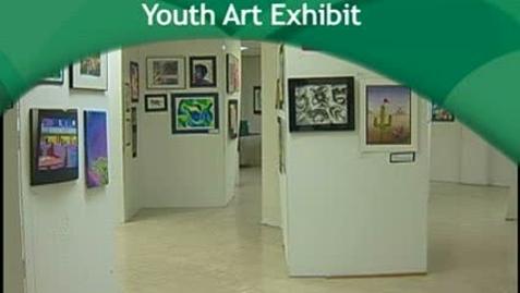 Thumbnail for entry Phoenix Youth Art Exhibit 2009