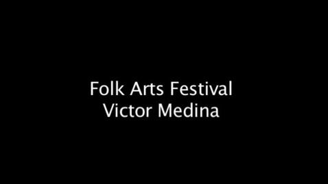 Thumbnail for entry Day of the Dead Folk Art