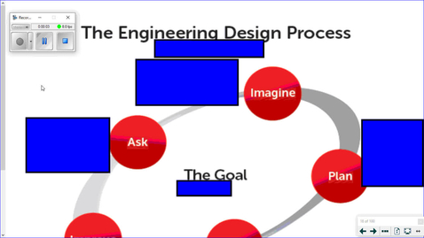Thumbnail for entry Engineering Design Process Explanation Video