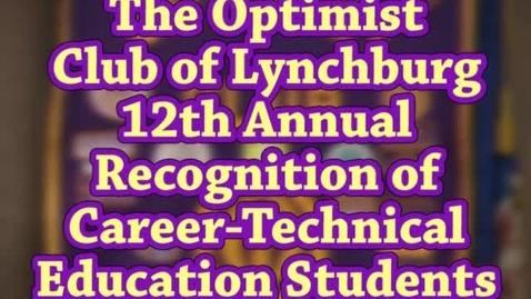 Thumbnail for entry 2012 Optimist Awards